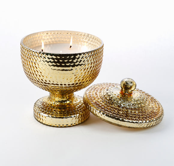 Frankincense and Myrrh Small Cachepot with Lid 5 wick (case of 2)