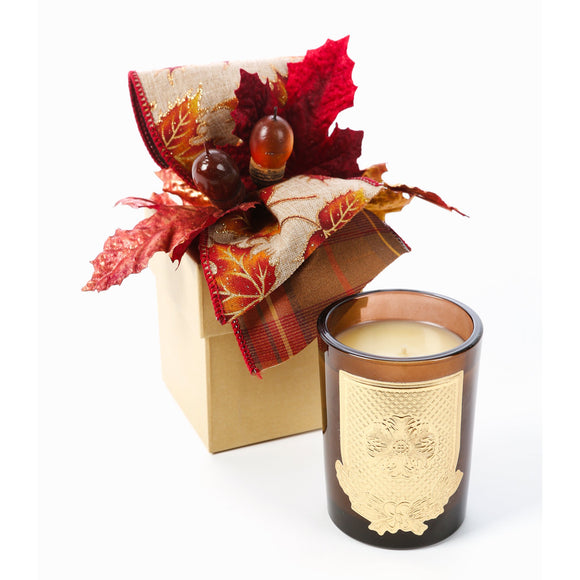 Harvest Moon 8oz Fall Gift Box Candle (case of 6)