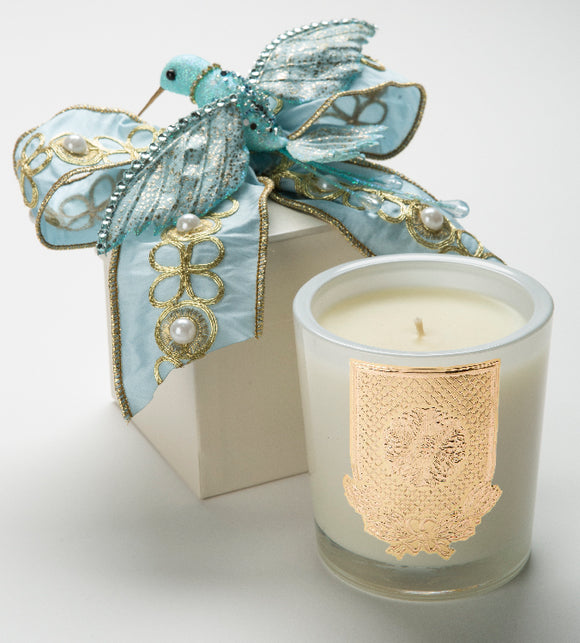 Spring - Blue Hydrangea - 14oz. gift box candle (case of 6)