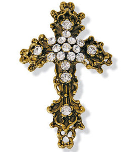 Pillar Pins - Diamond Cross(Case of 6)