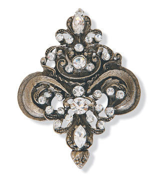 Pillar Pins - Fancy Fleur De Lys Lux (Case of 6)