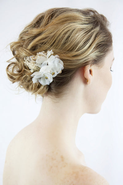 Bridal Flower Hair Pins