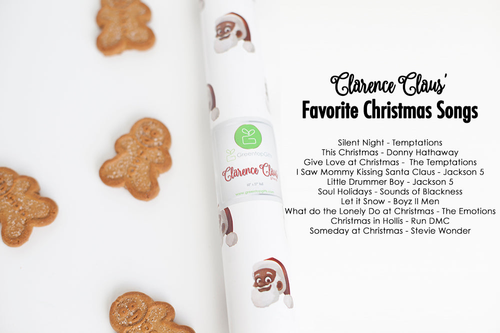 Clarence Claus' Christmas Playlist