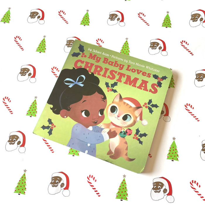 My Baby Loves Christmas book