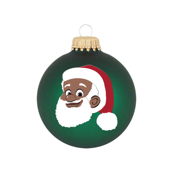 Greentop Gifts - Clarence Claus Tree Ornament