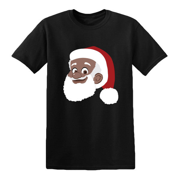 Black Santa Clarence Claus™ T-Shirt Toddler/Youth