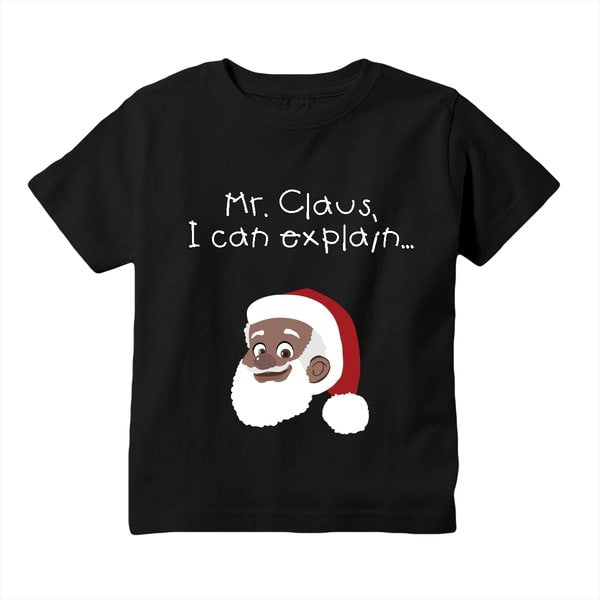 "GreenTop Gifts - ""I Can Explain"" Toddler Tee"
