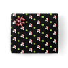 Greentop Gifts - Black Santa - Clarence Claus™ Dots Gift Wrap