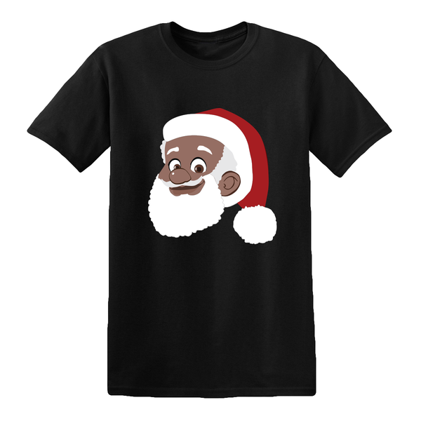 Clarence Claus™ T-Shirt [Black]