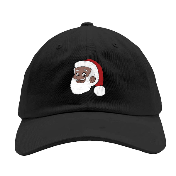 Clarence Claus™ Hat [Black]