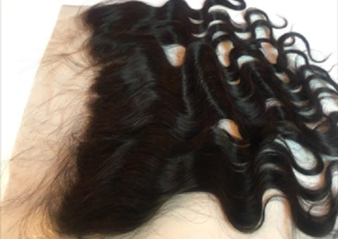 Lace Frontal Body Wave
