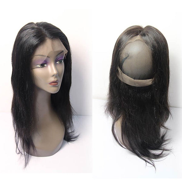 360 Lace Frontal Straight