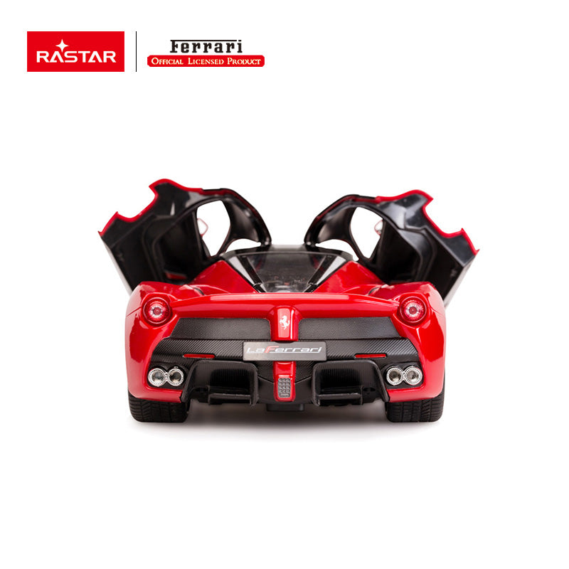 Christmas Sale RC 1:14 Ferrari Laferrari Kids Remote Control Toy Car - Red