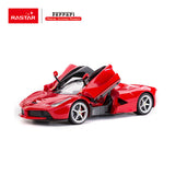 Rastar RC 1:14 Ferrari Laferrari Kids Remote Control Toy Car - Red