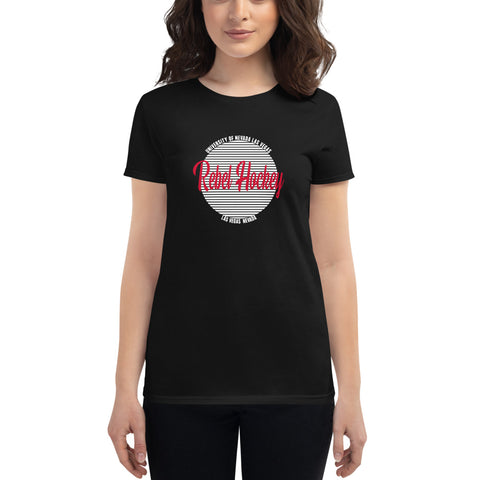 UNLV Rebels Hockey Women's Short Sleeve T-Shirt