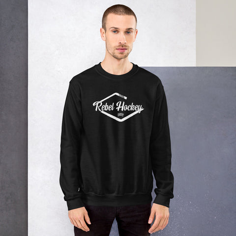 Rebel Hockey Unisex Sweatshirt