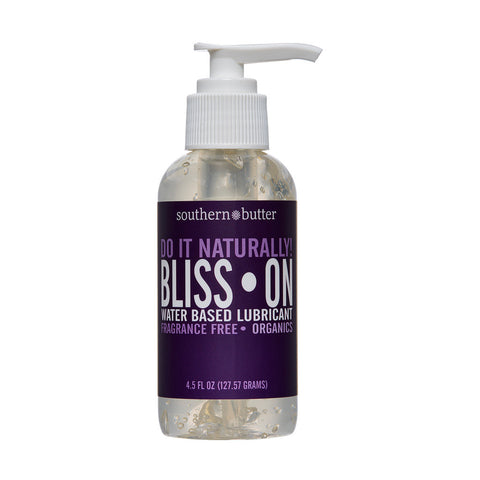 Bliss on-Water Based Intimate 4.5oz Fragrance Free