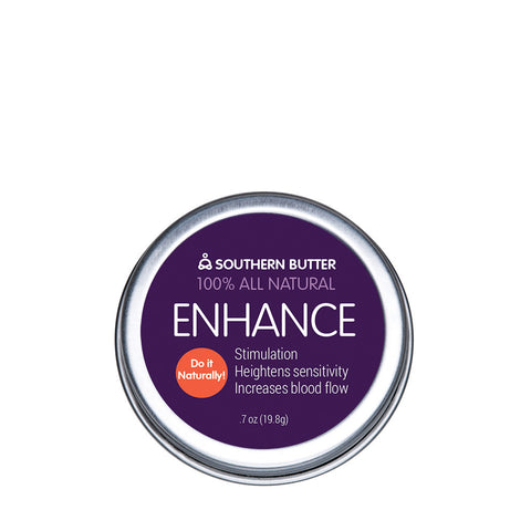 Enhance Stimulating Butter .7oz Tin