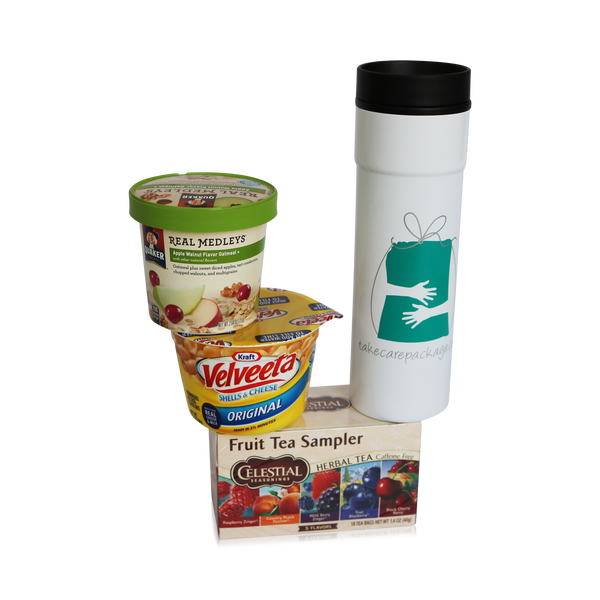 Tasty & Warm Snack Gift Set - Care Package