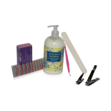 Nail Care Gift Set - At Home Manicure & Pedicure - Care Package