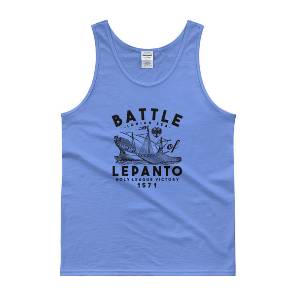 Battle Of Lepanto Tank Top