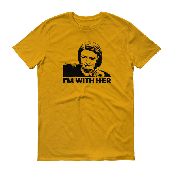 I'm With Her Ayn Rand (Men's)