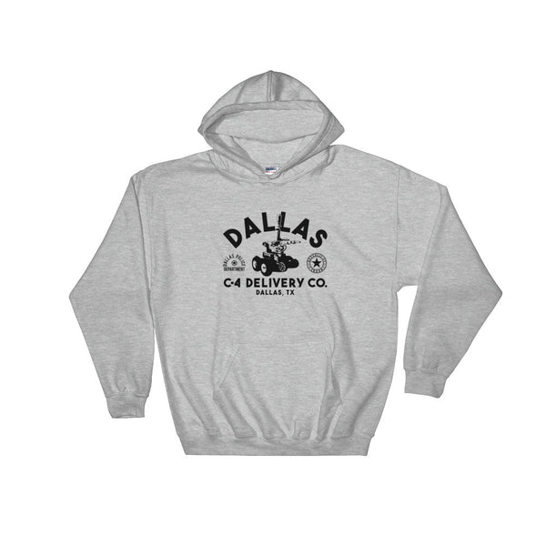 Dallas C-4 Delivery Co. Hoodie