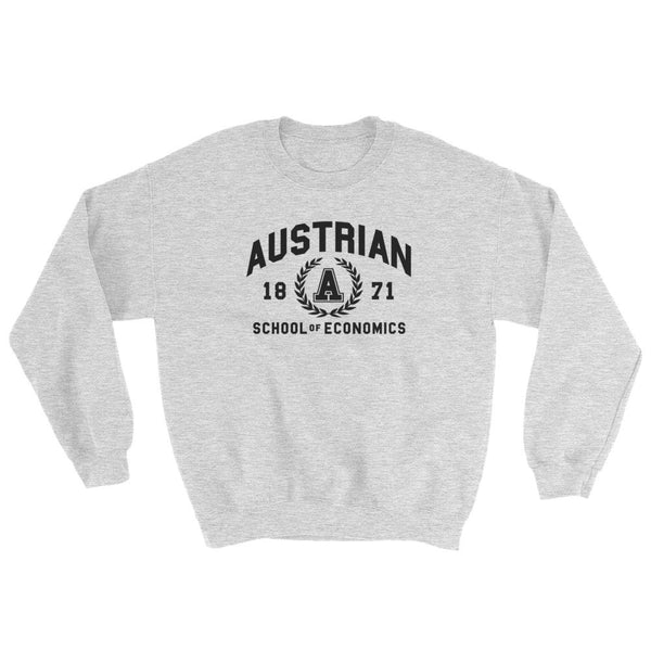 Austrian School of Economics Sweatshirt