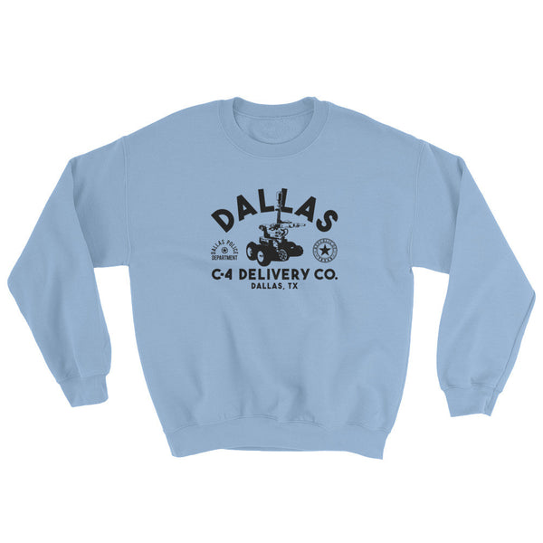 Dallas C-4 Delivery Co. Sweatshirt