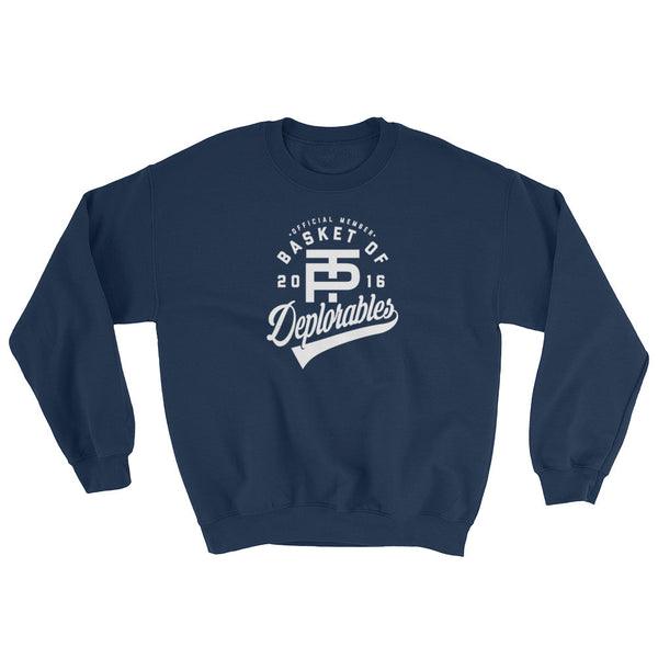 Basket of Deplorables Sweatshirt