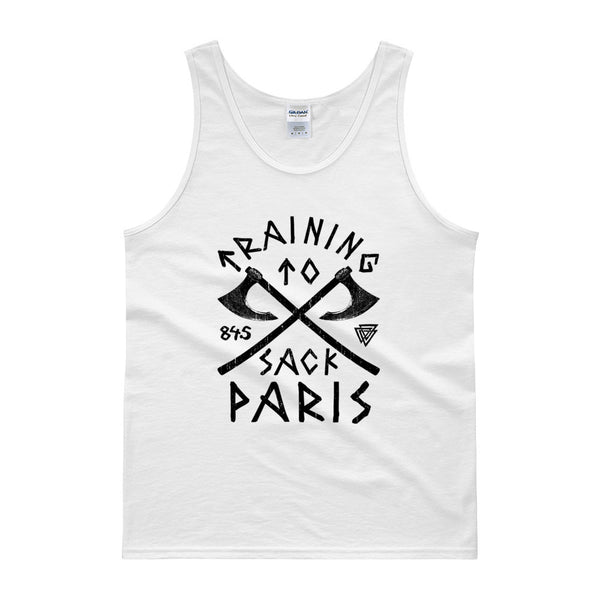 Training to Sack Paris Tank Top