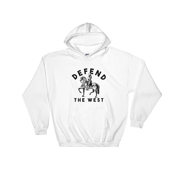 Defend The West Hoodie