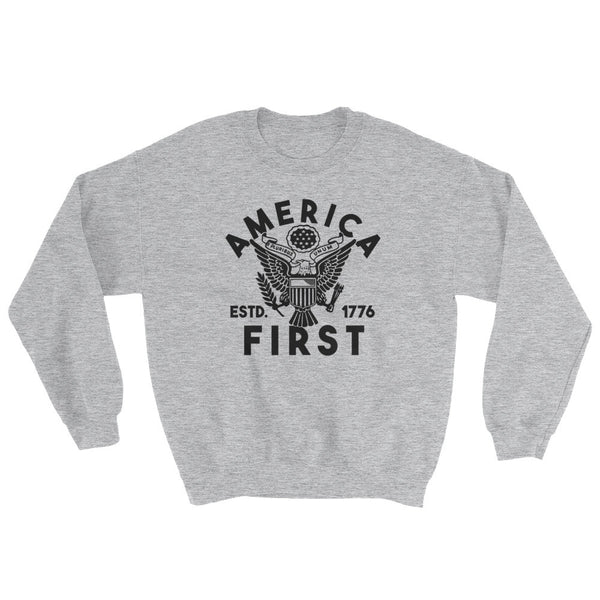 America First Sweatshirt
