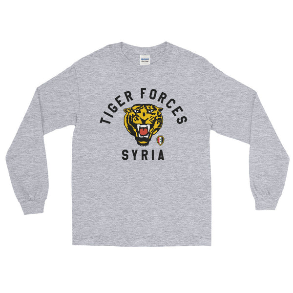 Tiger Forces Syria Long Sleeve T-Shirt