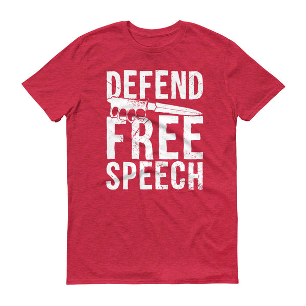 Defend Free Speech (Men's)