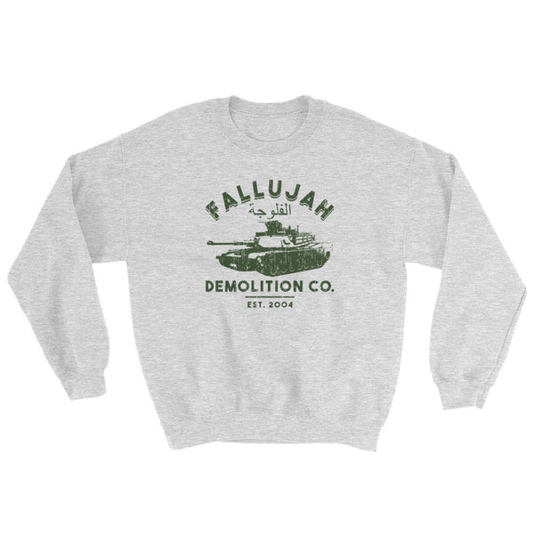 Fallujah Demolition Co. Sweatshirt