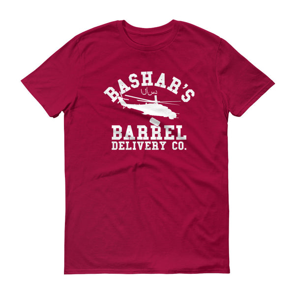 Bashar's Barrel Delivery Co. (Men's)