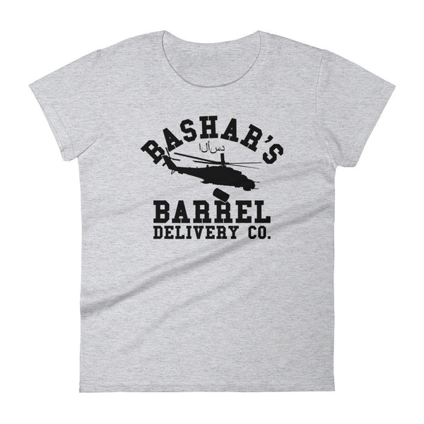 Bashar's Barrel Delivery Co. (Women's)