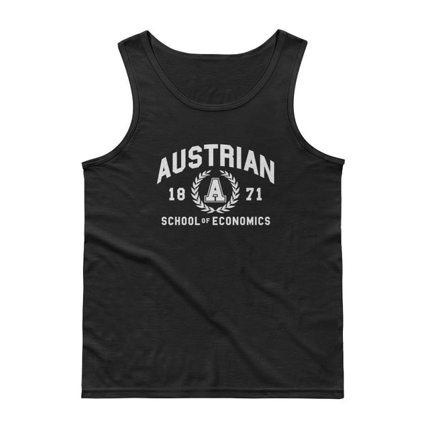 Austrian School Of Economics Tank Top