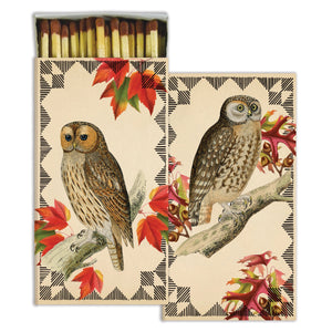 Matches - Autumn Owl
