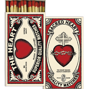 Matches - Sacred Heart - The Flying Owl