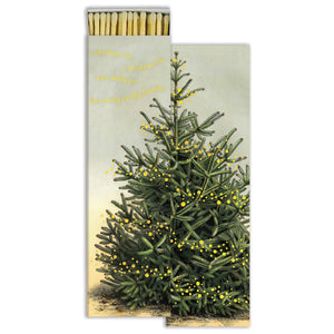 Matches - Oh, Christmas Tree - The Flying Owl