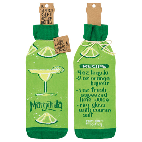 Bottle Sock - Margarita - The Flying Owl