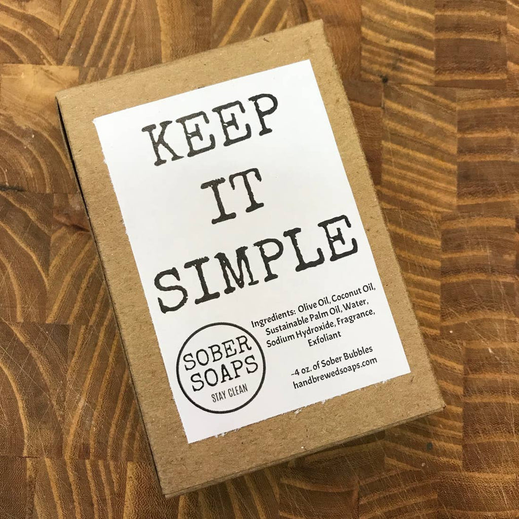 Soap - Keep It Simple - The Flying Owl