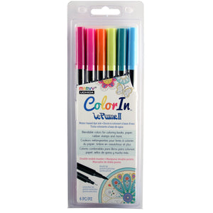Markers - Bright Color Set - The Flying Owl