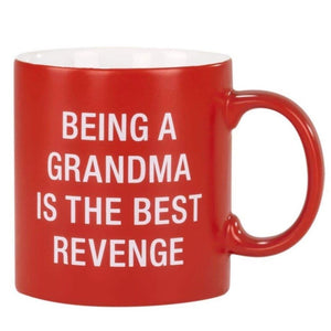Mug - Being a Grandma is the Best Revenge - The Flying Owl