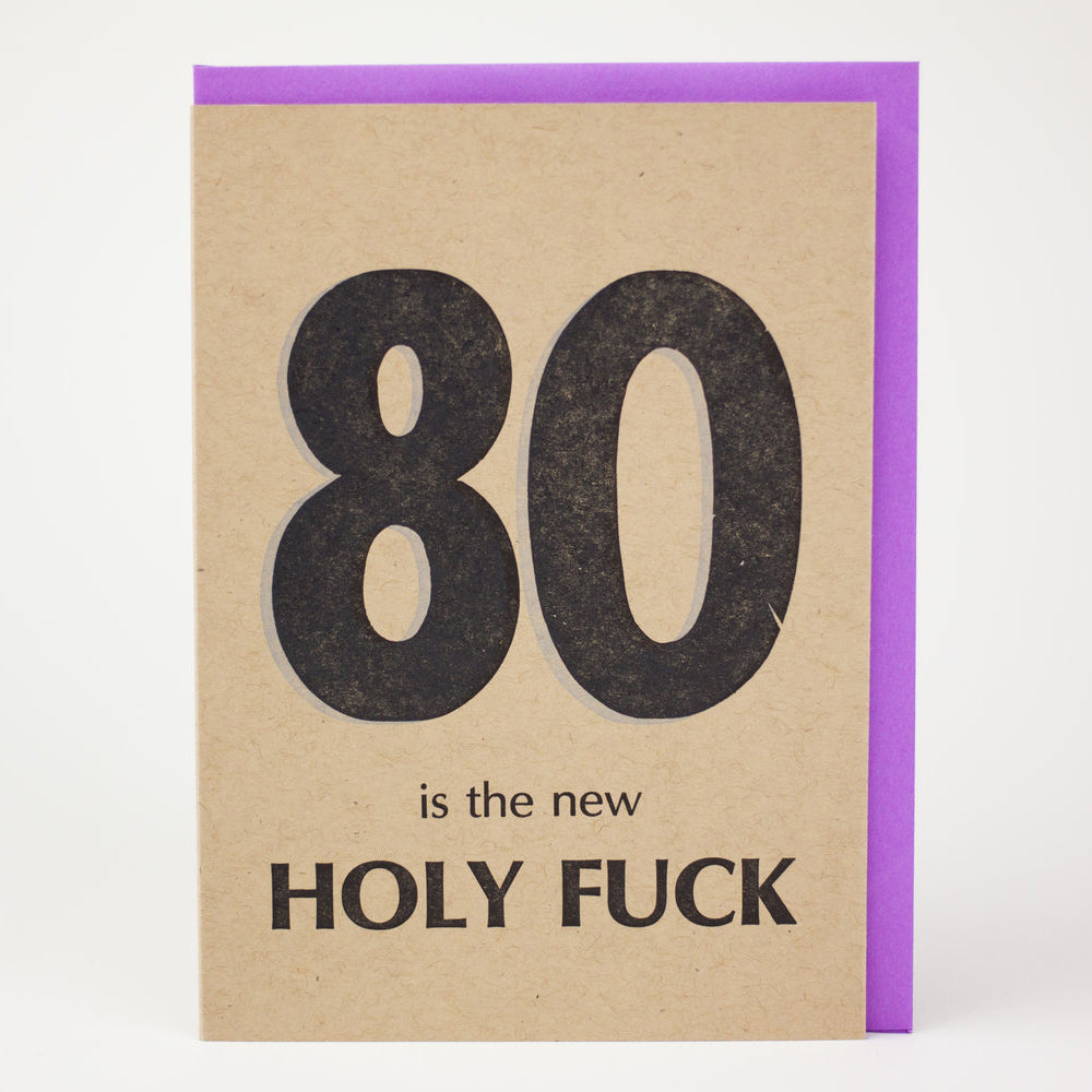 80 Is The New Holy Fuck - The Flying Owl