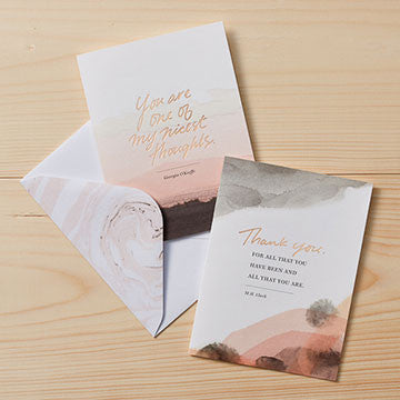 Boxed Cards - Words To Inspire - The Flying Owl