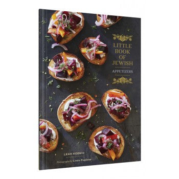 Book - Little Book of Jewish Appetizers