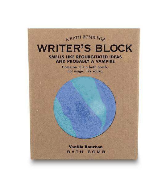 Bath Bombs - Writer's Block - The Flying Owl